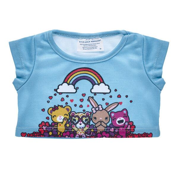 Kabu™ Rainbow Hearts T-Shirt, , hi-res
