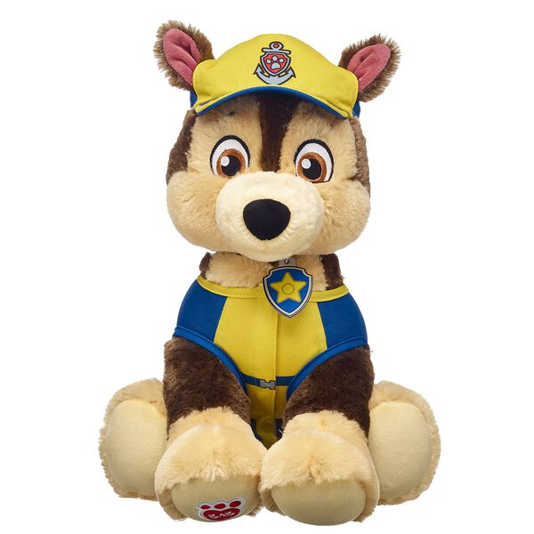 PAW Patrol Chase's Swim Vest & Hat Set 2 pc., , hi-res