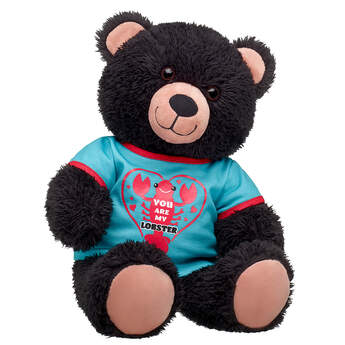 "Online Exclusive Black Bear ""You Are My Lobster"" Gift Set, , hi-res"