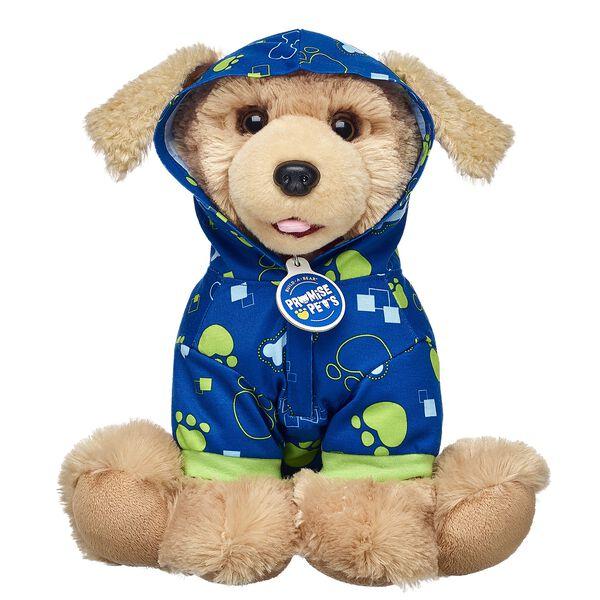 Promise Pets™ Blue & Green Bone Sleeper, , hi-res