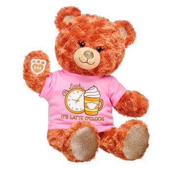 Online Exclusive Pumpkin Sparkle Bear Gift Set, , hi-res