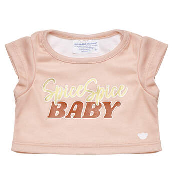 Online Exclusive Spice Spice Baby T-Shirt - Build-A-Bear Workshop®