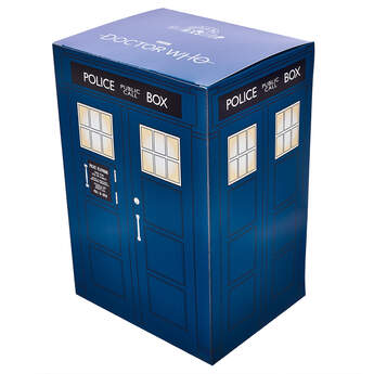 Online Exclusive Doctor Who TARDIS Gift Box - Build-A-Bear Workshop®