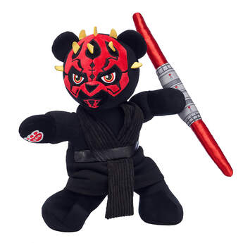 Online Exclusive Darth Maul™ Bear Gift Bundle, , hi-res