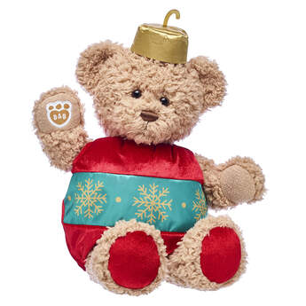 Timeless Teddy Ornament Gift Set, , hi-res
