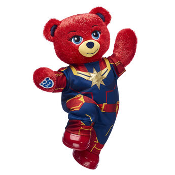 Captain Marvel Bear Gift Set, , hi-res