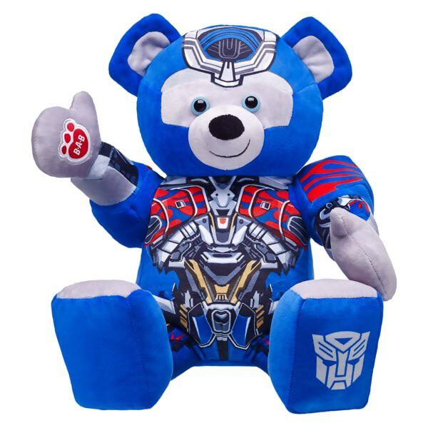 Transformers™ Optimus Prime™ Bear, , hi-res