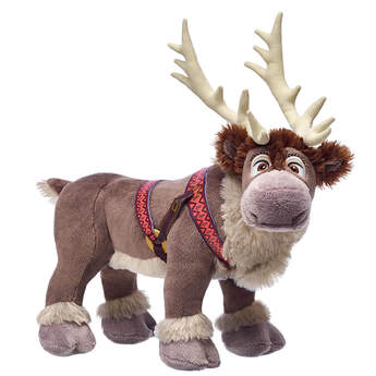 Online Exclusive Disney Frozen 2 Sven - Build-A-Bear Workshop®