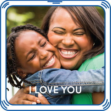 "Make a special stuffed animal gift by adding an I Love You Sound. Show your special someone how much you care! They'll hear ""I Love You"" every time they give their furry friend a hug."