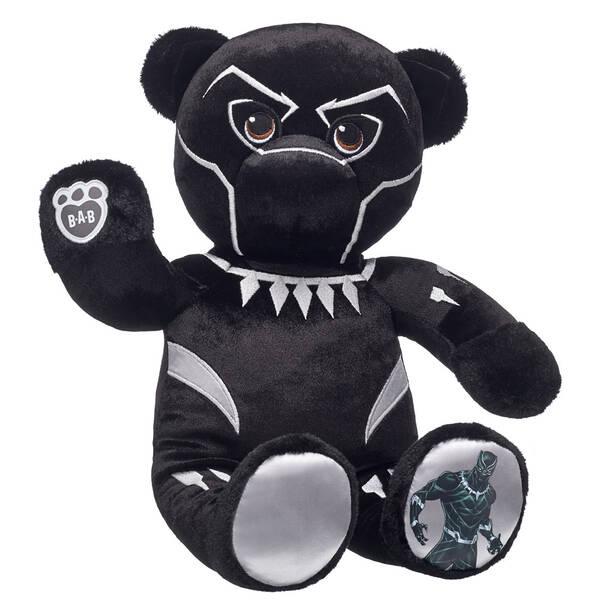 Online Exclusive Black Panther Bear - Build-A-Bear Workshop®