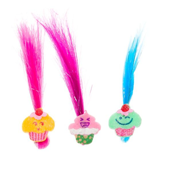DreamWorks Trolls Hair Extensions 3 pc., , hi-res