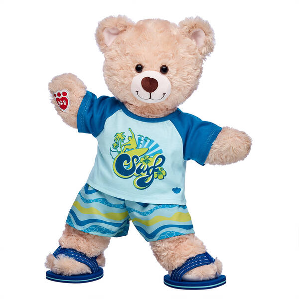 Happy Hugs Teddy Swim Gift Set, , hi-res