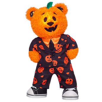 Pumpkin Glow Bear Gift Set, , hi-res