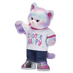 Online Exclusive Pastel Swirl Kitty Choose Happy Gift Set, , hi-res