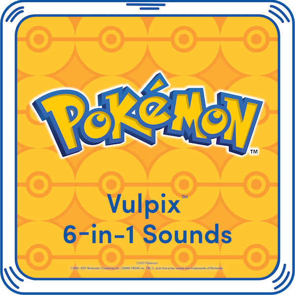 Vulpix 6-in-1 Sound, , hi-res