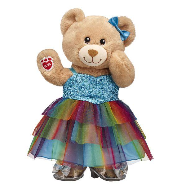 Lil' Vanilla Bean Cub Dressy Gift Set, , hi-res