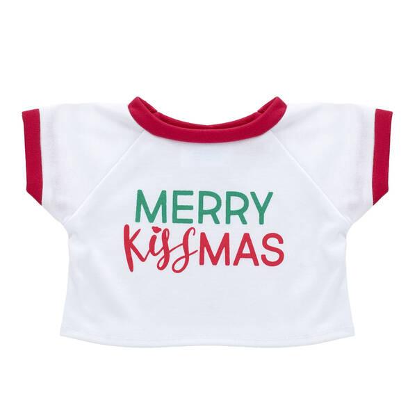 Online Exclusive Merry Kissmas T-Shirt - Build-A-Bear Workshop®