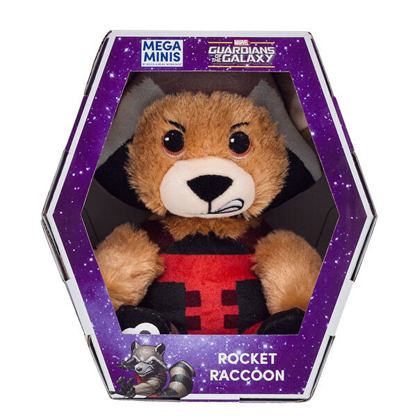 Guardians of the Galaxy™ Mega Minis - Rocket Raccoon, , hi-res