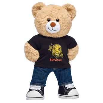 Online Exclusive Disney The Lion King Cuddly Brown Bear Gift Set, , hi-res
