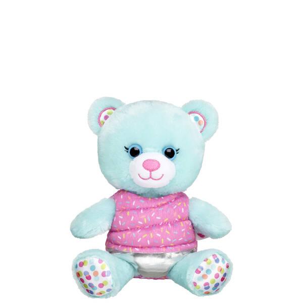 Online Exclusive Build-A-Bear Buddies Confetti Cub Cupcake Gift Set, , hi-res