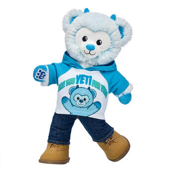 Online Exclusive Snow Monster Bear Yeti Gift Set, , hi-res