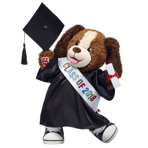 Playful Pup Graduation Gift Set, , hi-res