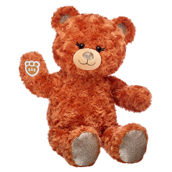 Online Exclusive Pumpkin Sparkle Bear - Build-A-Bear Workshop®