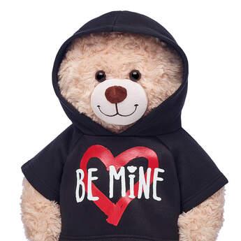Online Exclusive Be Mine Hoodie - Build-A-Bear Workshop®