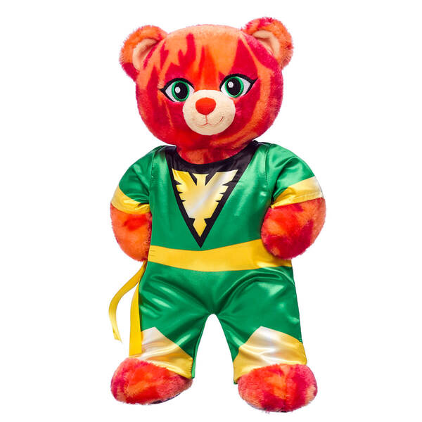 Online Exclusive Phoenix Force Bear Reversible Costume, , hi-res