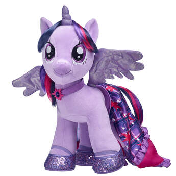 My Little Pony Twilight Sparkle Furry Friend Gift Set, , hi-res