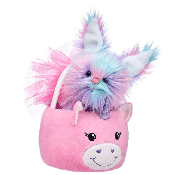 Fuzzy Bunny Easter Gift Set, , hi-res