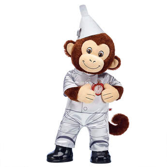 The Wizard of Oz™ Plush Monkey Gift Set - Build-A-Bear Workshop®