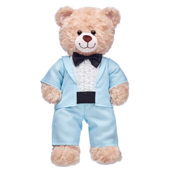 Online Exclusive Blue Tuxedo - Build-A-Bear Workshop®