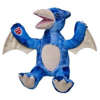 Blue Pterodactyl - Build-A-Bear Workshop®