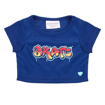 Online Exclusive Skate Graffiti T-Shirt - Build-A-Bear Workshop®