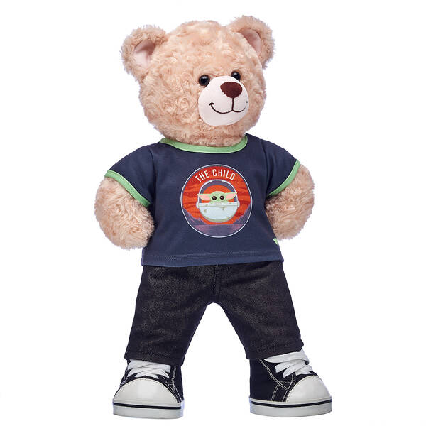 Happy Hugs Teddy The Child Gift Set, , hi-res