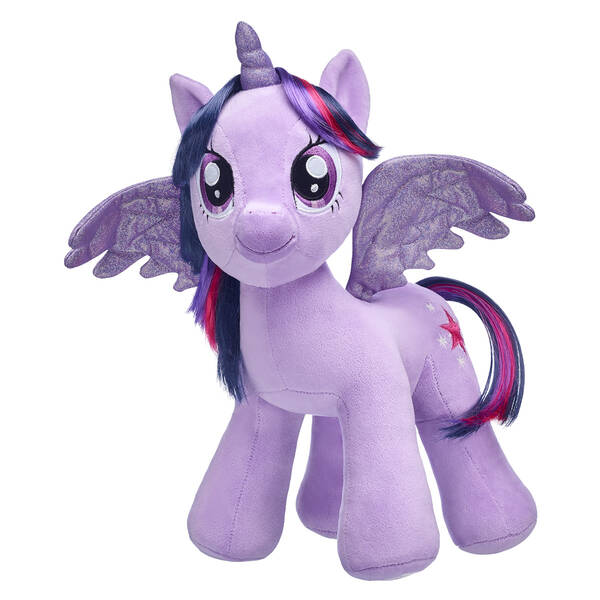 MY LITTLE PONY Twilight Sparkle Furry Friend - Build-A-Bear Workshop®