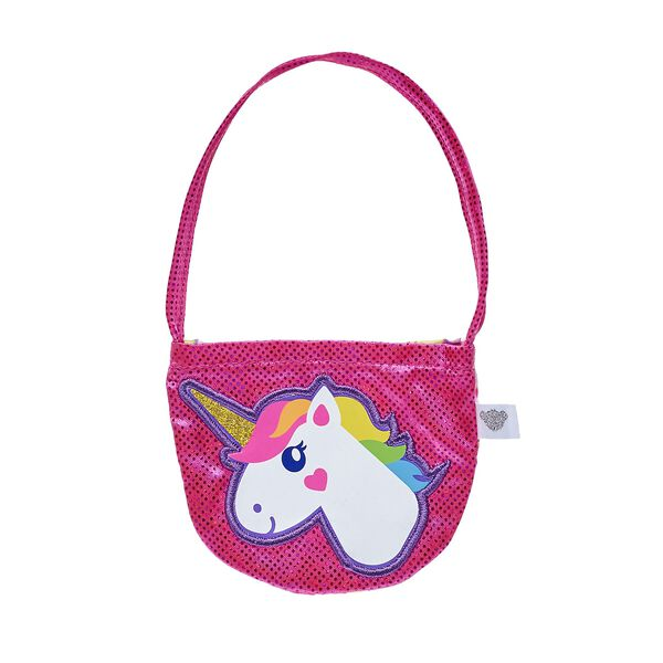 Pink Unicorn Purse, , hi-res