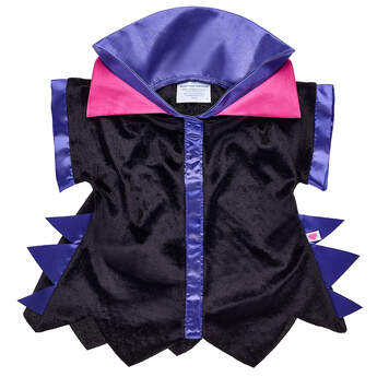 Online Exclusive Disney Maleficent Robe - Build-A-Bear Workshop®