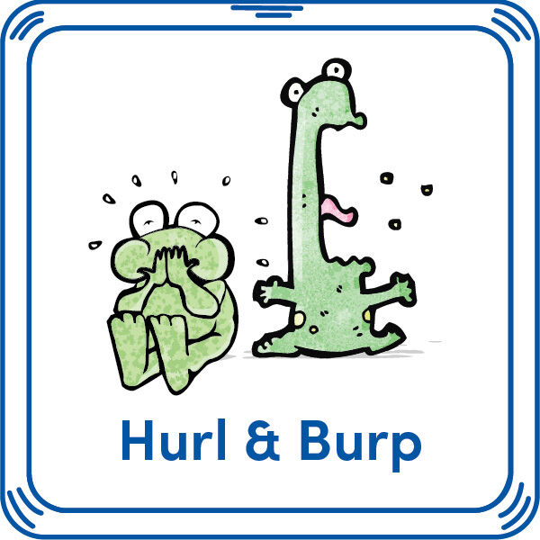 Hurl & Burp 6-in-1 Sound, , hi-res