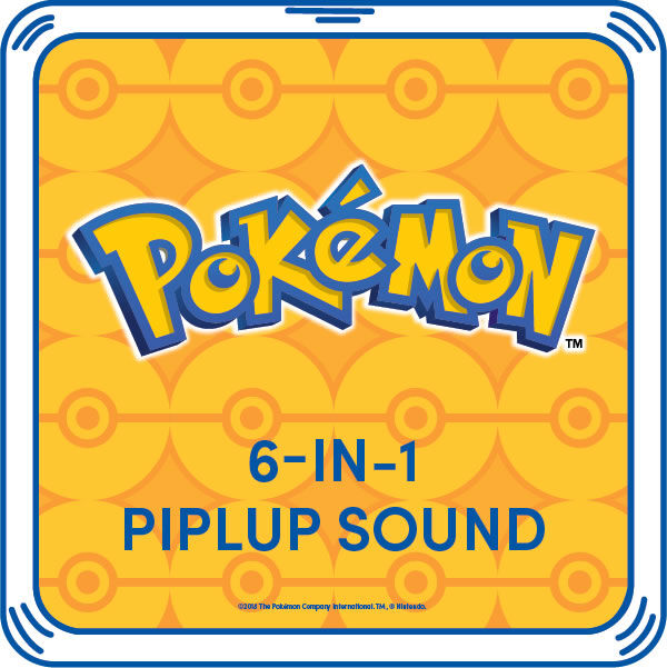 6-in-1 Piplup Sound, , hi-res