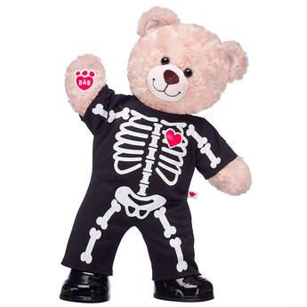 Happy Hugs Teddy Skeleton Gift Set, , hi-res