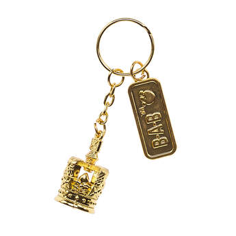 Gold Crown Keyring - Build-A-Bear Workshop®