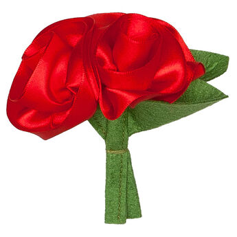 Red Floral Bouquet, , hi-res