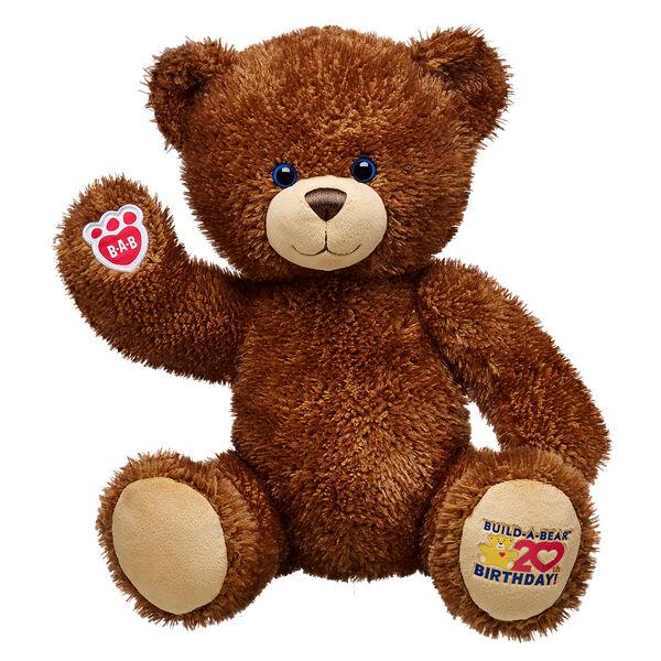 20th Birthday Celebration Bear, , hi-res