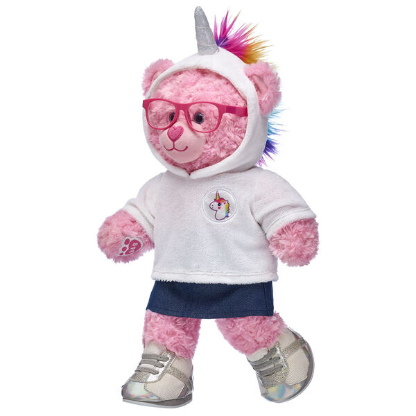Pink Cuddles Teddy Back to School Gift Set, , hi-res