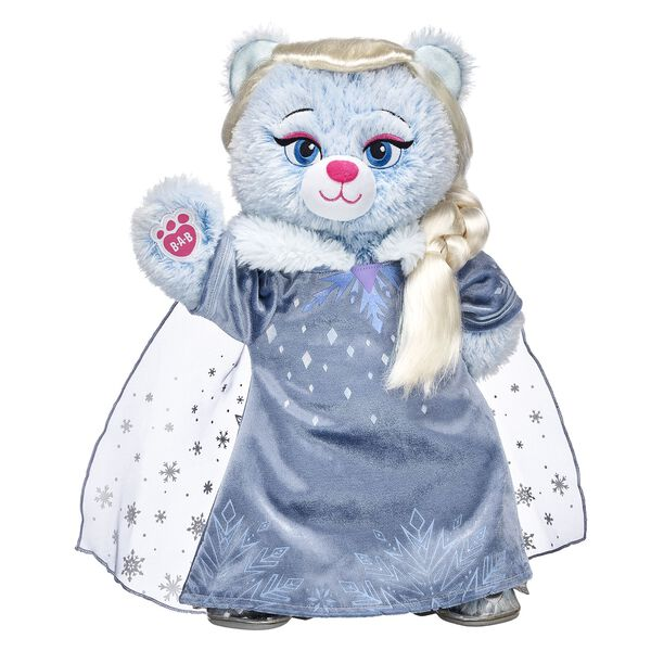 Disney Frozen Elsa Inspired Bear Gift Set, , hi-res