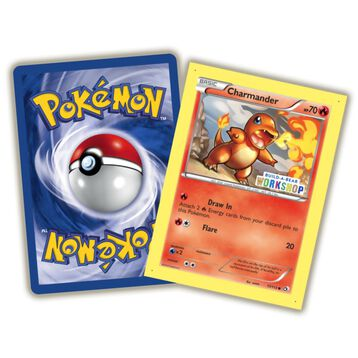CHARMANDER CARD, , hi-res