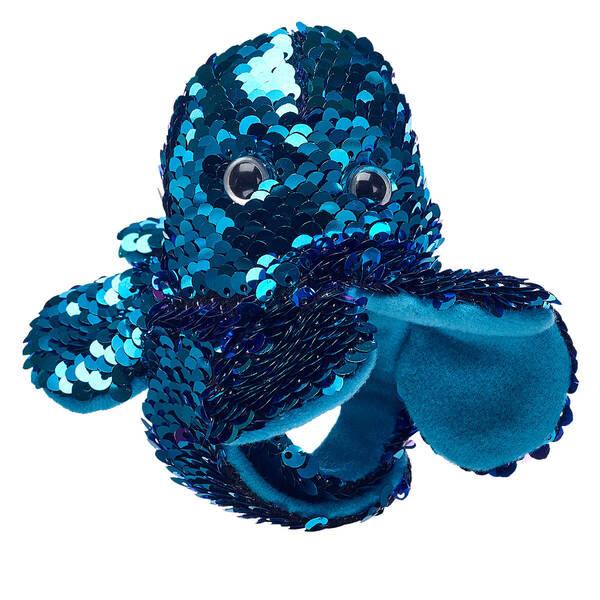 Reversible Sequin Octopus Slap Bracelet - Build-A-Bear Workshop®