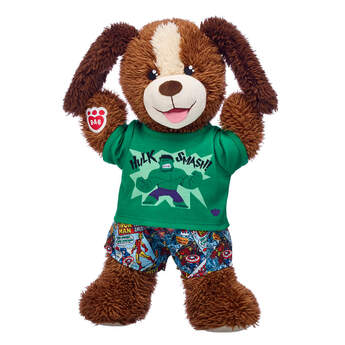 Playful Pup Marvel Hulk Gift Set, , hi-res